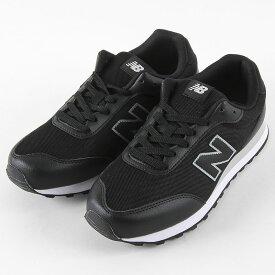 【クーポン配布中】new balance ニューバランス GM050LB スニーカー ランニング メンズ ブラック 25.5〜29cm 靴 シューズ 普段に履く