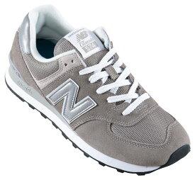 【クーポン配布中】ニューバランス newbalance スニーカー レディス ML574EGG グレー GRAY 22.5cm~30cm メンズ ユニセックス レディース ジュニア ウィメンズ 靴 シューズ