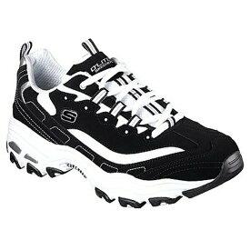 スケッチャーズ SKECHERS スニーカー メンズ・ユニセックス SKJ-52675 D'LITES (BKW)BLACK/WHITE 25-29cm 靴 シューズ