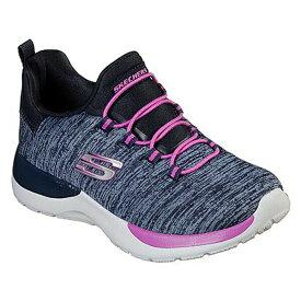 【お得なクーポン配布中!】スケッチャーズ SKECHERS スニーカー キッズ SKJ-81302L DYNAMIGHT-BREAK-THROUGH (NVMT)NAVY/MULTI 17-23.5cm ジュニア 靴 シューズ