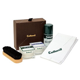 コロニル ケアセットB Collonil CARESET B 靴磨き基本セット