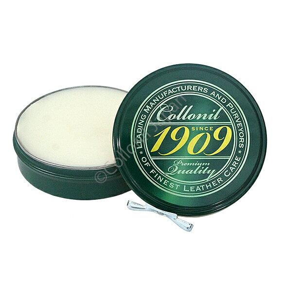 コロニル 1909ワックスポリッシュ 75ml Collonil スムースレザー製シューズ用ワックス ツヤ出しワックス レザーケア用品 エドワードグリーン、ジョンロブのポリッシュ仕上げ・ハイシャイン仕上げ、つま先のツヤ出しに
