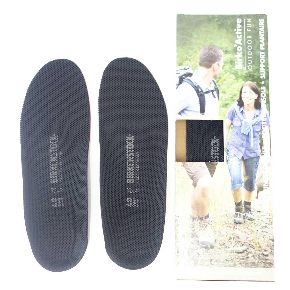 BIRKENSTOCK ビルケンシュトック インソール BIRKO ACTIVE ビルコアクティブ 1001284快適フットベッドインソール(ドイツ製)「靴」