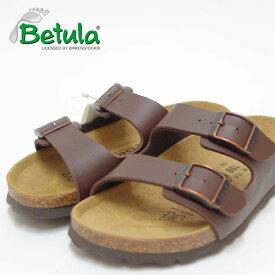 Betula ベチュラ Boogie(ブギー)キッズ 874203(ビルコフロー/ダークブラウン)ビルケンシュトックファミリー!ドイツ生まれの快適フットベッド「靴」子供「靴」