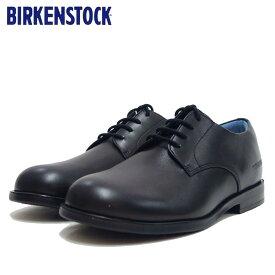 ビルケンシュトック BIRKENSTOCK JAREN(ジャレン)メンズ 1017771(ナチュラルレザー/ブラック) レースアップシューズ プレーントゥ 「靴」
