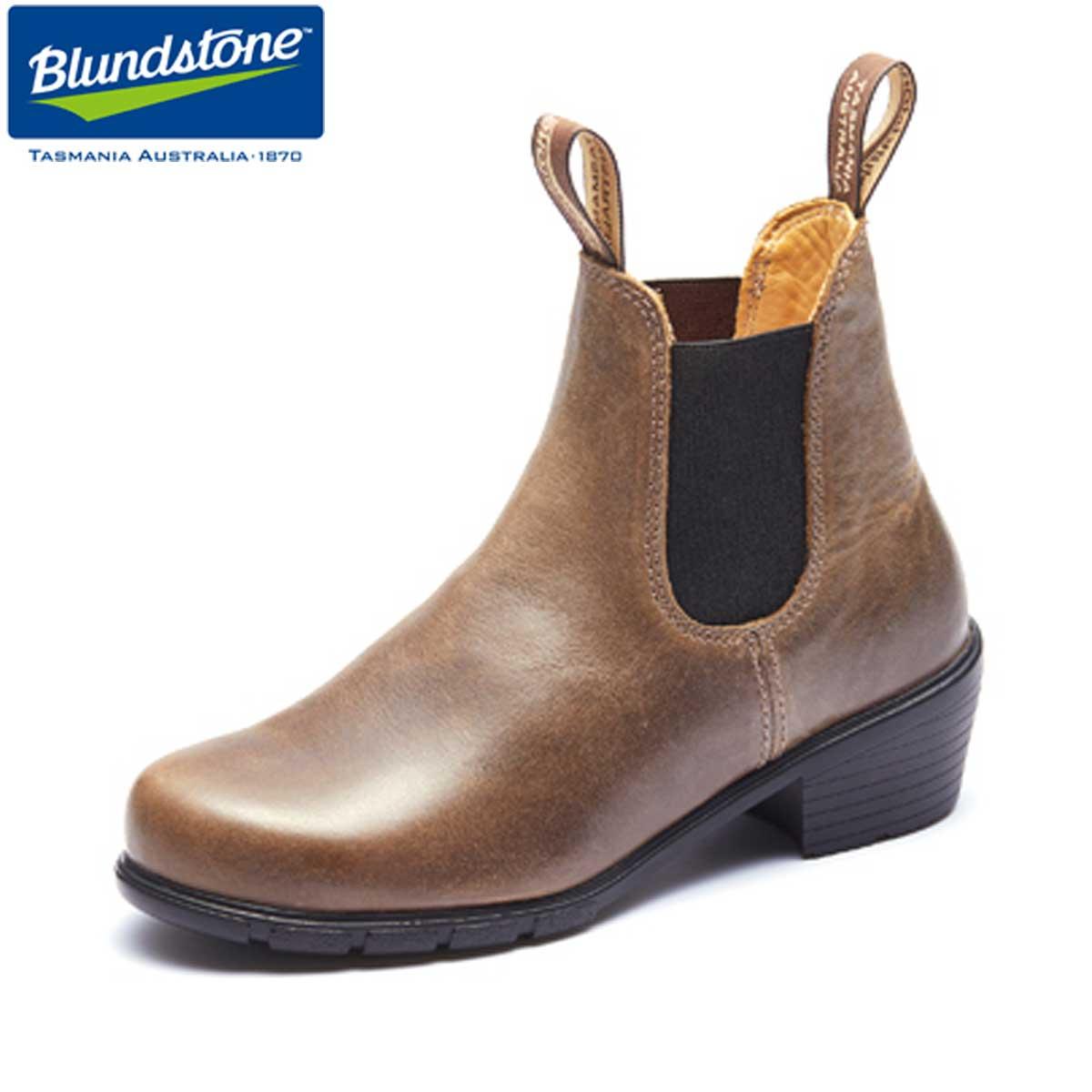 ブランドストーン Blundstone BS1673 251 (レディース) アンティークブラウン 「靴」