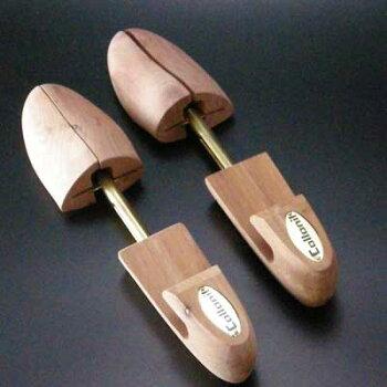 天然シダーウッドの香り高いバネ式シュートリーCollonilコロニルアロマティックシダーキーパー靴シューズ