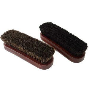 靴用ブラシCollonil コロニル 皮革に優しい馬毛ブラシ靴 シューズ