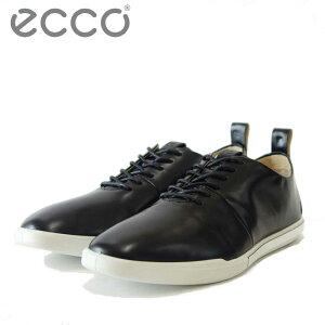 エコー ECCO SIMPIL II Lightweight Tie ブラック 208813 (レディース) 快適な履き心地のレザースニーカー レースアップシューズ「靴」