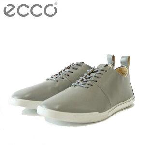 エコー ECCO SIMPIL II Lightweight Tie グレー 208813 (レディース) 快適な履き心地のレザースニーカー レースアップシューズ「靴」