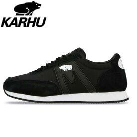 カルフ KARHU KH 802567 ブラック/ブラック(ユニセックス) ALBATROSS(アルバトロス) 「靴」