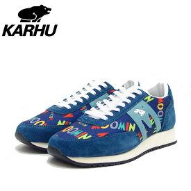 カルフ KARHU アルバトロス KH 807009 ステラー/カメオブルー(ユニセックス) ALBATROSS 82 ムーミン「靴」
