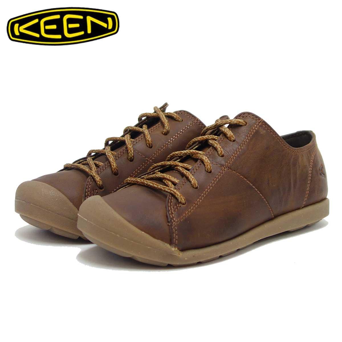 キーン KEEN SIENNA OXFORD 1019585 Tortoise Shell(レディース) シエナ オックスフォード「靴」