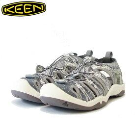 KEEN キーン EVOFIT 1 (エヴォフィット ワン) 1021402(レディース)カラー:Grey / White 「靴」