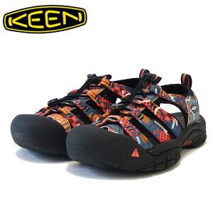 KEEN キーン Newport H2 ニューポート エイチツー 1024620(メンズ)カラー:TRIP ON スポーツサンダル ウォーターシューズ「靴」