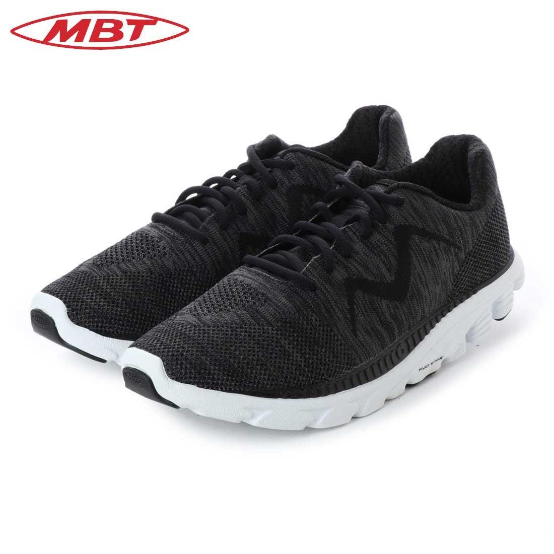 MBT エムビーティー SPEED MIX M ブラック/グレー 702031-26M(メンズ)FAST 「靴」