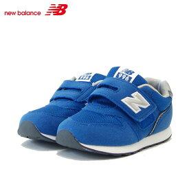 ニューバランス new balance IZ996 ブルー(ベビーシューズ) マジックテープで優しくサポート(超軽量)「靴」