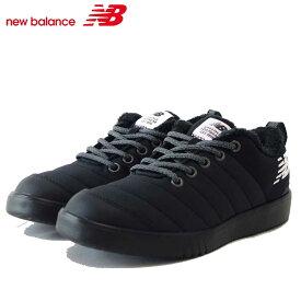 ニューバランス new balance YHMOCBLK ブラック(キッズ) モックスニーカー ゴムレース スリッポン「靴」