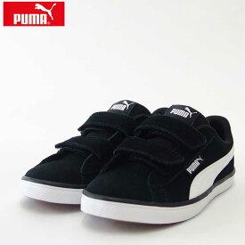 PUMA プーマ 365168 01(キッズ) アーバンプラス SD V PSカラー:ブラック/ホワイト「靴」