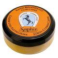 皮革製品専用の石けん【SAPHIRサフィール】フランス製サドルソープシミ、塩ふきなどを洗い落とします
