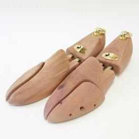 天然シダーウッドの香り高いバネ式シュートリーSleipnir スレイプニル シュートリートラディショナルモデル靴 シューズ000