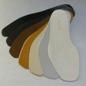 《メール便可》薄型レザーインソール(レディース)パンプスやサンダルの中敷きを交換SAMTIAS 超薄型インソール(本革製)レディースフリーサイズ(はさみでカットして大きさを調整)靴 シューズ