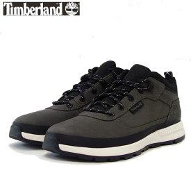 ティンバーランド Timberland フィールド トレッカー ロー A2A23 ミディアムグレー ヌバック (メンズ)レザースニーカー ウォーキング ハイキング シューズ「靴」