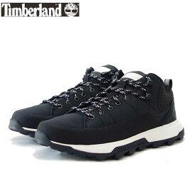 ティンバーランド Timberland TREELINE LOW FABRIC ツリーライン ロー ファブリック A2ACG ブラック (メンズ)「靴」