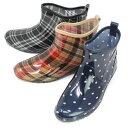 レディース PVCレインブーツ ガーデニングブーツ LB8307 S〜LL 22.5cm-25.0cm 軽量 長靴 ブーツ 軽い 女性用 阪神素地