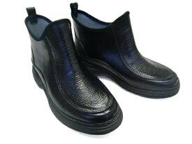 メンズ 防寒完全防水 レインブーツ メンズ レインシューズ ニシベ VIC 850 雪 雨の時の ビジネスシューズ でも〇 スーツにも似合い 長靴よりも履きやすくて歩きやすいくとても軽い