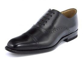 リーガル ビジネスシューズ 靴 メンズ ストレートチップ スクエアトゥ REGAL 122R AL ブラック【メンズクリアランス】