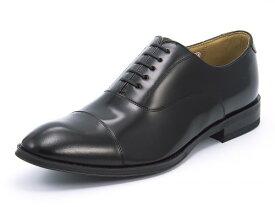 リーガル ビジネスシューズ 靴 メンズ REGAL ストレートチップ 811R AL ブラック【メンズクリアランス】