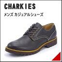 CHARKIES(チャーキーズ) メンズ カジュアルシューズ 101605 ブラック