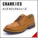 CHARKIES(チャーキーズ) メンズ カジュアルシューズ 101606 ブラウン