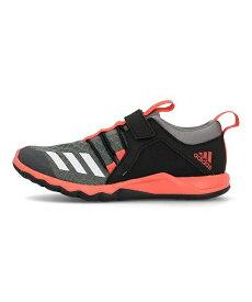 アディダス adidas ラピダフレックス RAPIDAFLEX 2 EL K グレーフォー/フットウェアホワイト/コアブラック 男の子 キッズ 子供靴 運動靴 通学靴 ランニングシューズ スニーカー 限定モデル 軽量 クッション性 抗菌 防臭 カジュアル スクール 学校 CQ0101