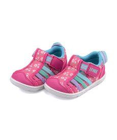 266ac86707d08 イフミー ベビー ウォーターシューズ 女の子 キッズ 子供靴 運動靴 通学靴 通気性 クッション性