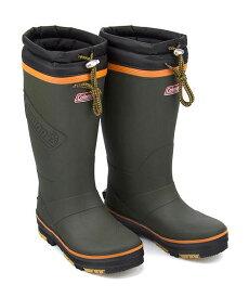 コールマン ラバーブーツ メンズ 限定モデルクッション性 屈曲性 防水 雨 雪 靴 カジュアル デイリー スポーツ ウォーキング アウトドア Coleman 913215 モスグリーン