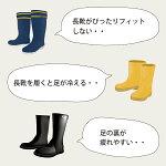 【公式】【らくらく隊長靴用】【3,240円以上で送料無料!】レディースメンズ男女兼用疲れやすい衝撃吸収保温水洗いあったかぽかぽかインソール長靴レインブーツ中敷き日本製