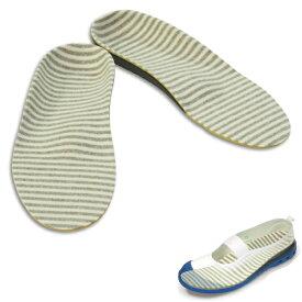【あす楽】Shoesfit.com キッズ インソール 上履き専用 アーチサポート かかとサポート 足育 子供用 中敷 幼児 児童 入園 入学