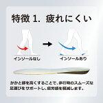 【あす楽】shoesfit.com安全靴用インソール