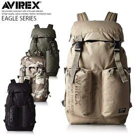 アヴィレックス AVIREX EAGLE リュクサック メンズ バックパック メンズ ミリタリー バッグ メンズ AVX3511 Y-LO 190128