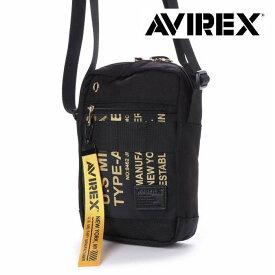 AVIREX アヴィレックス ショルダーバッグ メンズ カンガルーショルダーバッグ アビレックス 鞄 かばん Y_LO AVX595 190329