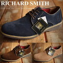 RICHARD SMITH オックスフォードシューズ カジュアルシューズ メンズ 5598 Y_KO