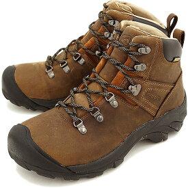【サイズ交換片道送料無料】KEEN Pyrenees MN SyrupS キーン ピレネ トレッキングブーツ 靴 (1002435)