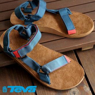 Teva Teva 男士涼鞋原通用背包 MNS 原通用背包軍團藍 (1008638 LNB FW15)