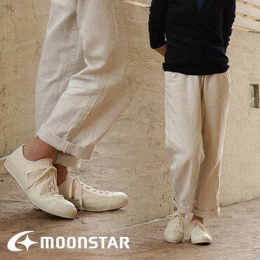 MoonstarムーンスターFINEVULCANIZEDファインヴァルカナイズドメンズレディーススニーカーGYMCLASSICジムクラシックWHITE(54320011)日本製靴
