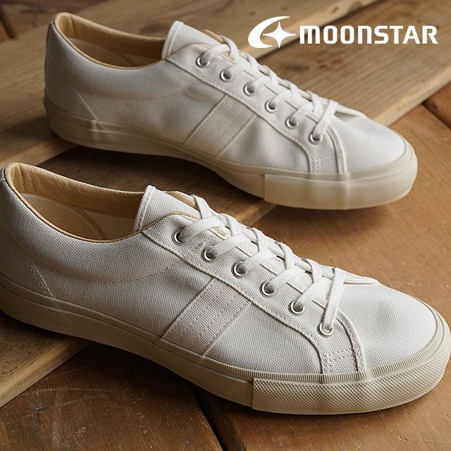 【即納】Moonstar ムーンスター FINE VULCANIZED ファイン ヴァルカナイズド メンズ レディース スニーカー ROUNDOUT ラウンドアウト WHITE (54320031) 日本製 靴【コンビニ受取対応商品】