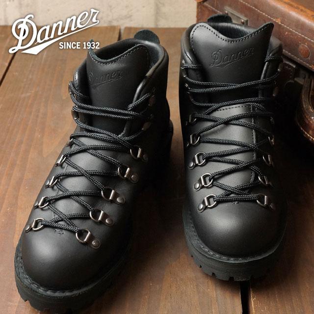 【即納】ダナー メンズ ブーツ DANNER MOUNTAIN LIGHT マウンテンライト BLACK (31530)【コンビニ受取対応商品】 shoetime
