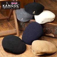 【即納】カンゴールハンチングウール504KANGOLメンズレディース帽子Wool504(167169001FW16)