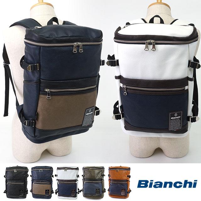 【即納】ビアンキ メンズ レディース Bianchi リュック バックパック (TBPI-08 SS16)【コンビニ受取対応商品】 shoetime